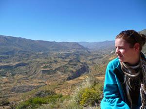 Uitzicht - rondreis Peru