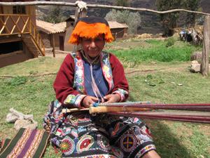 Verborgen ponchopad naar Incastad