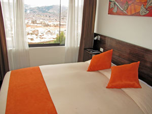 Hotel Peru rondreis