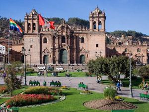 Peru comfort reis Cusco