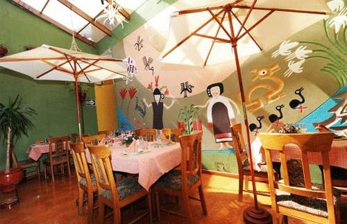 Ontbijt hotel Cusco