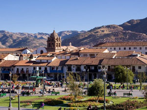 Alle wegen leiden naar…Cusco