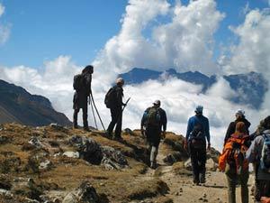 Uitzicht Salcantay - Cusco