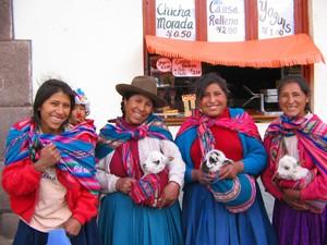 Dames Peru comfortabel