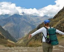 Op het pad van de Inca's