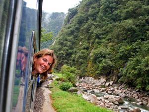 Trein Inca Trail
