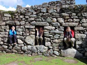 Ruïnes Machu Picchu