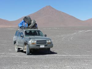 Jeeptour Atacama - reis Peru, Bolivia, Chili
