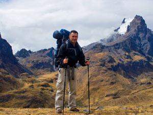 Lares Trail - Peru reis