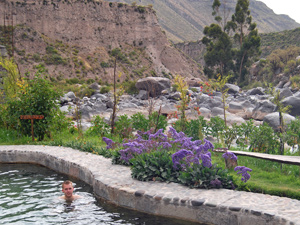 Lodge Colca Canyon - reis Peru