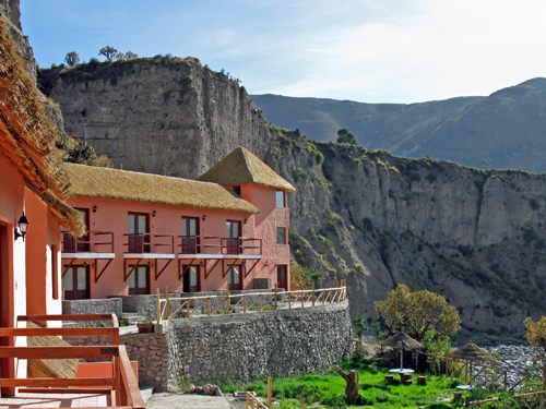 Lodge Colca Canyon
