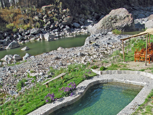 Lodge Colca Canyon - Peru reis
