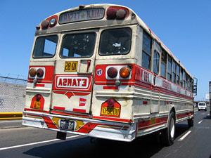 Lokale bus - Peru