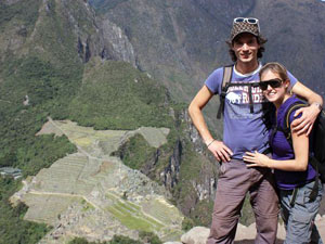 Machu Picchu reizigers