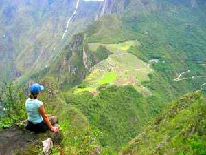 Huayna - Machu Picchu