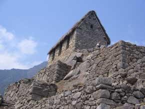 Machu Picchu kerk