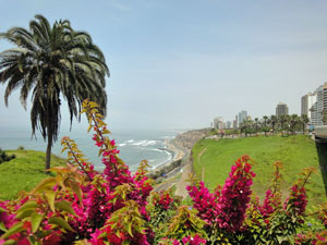 Rondreis Peru compleet - Miraflores