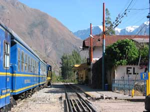 Station Ollantaytambo