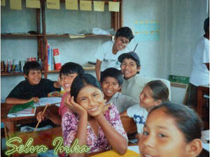 Peru hulpproject