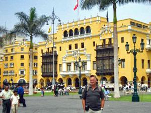 Comfort reis Peru
