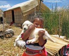 Typisch Titicaca