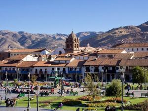 Cusco Plaza de Armas - Peru rondreis