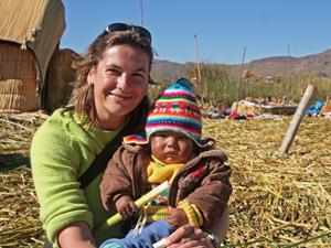 Titicaca meer - Peru rondreis