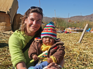 Peru en Bolivia rondreis - Uros