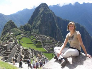 Machu Picchu Peru vakantie