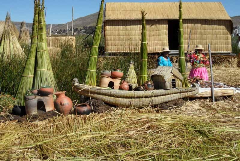 Titicaca Peru vakantie