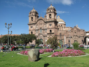 Plaza Cusco - Peru complete rondreis