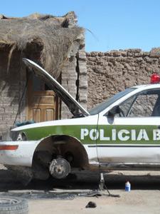 Veiligheid Peru-vakantie