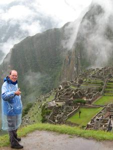 Regenseizoen - Machu Picchu