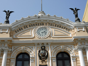 Reis Peru - koloniaal Lima