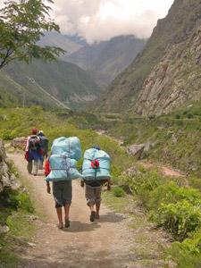 Wat meenemen naar Peru