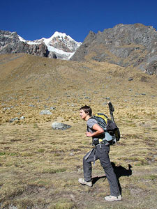 Wandelen Salcantay - Peru reis
