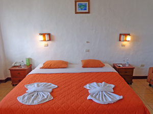 Kamer Santa Cruz - Peru reis