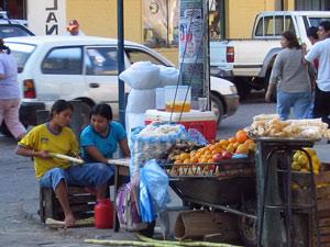 Markt Santa Cruz