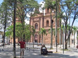Plaza de Armas Santa Cruz