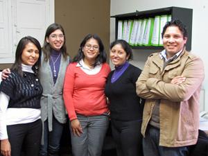 Onze agent in Peru en Bolivia