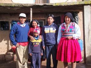 Titicaca Amanti gastgezin