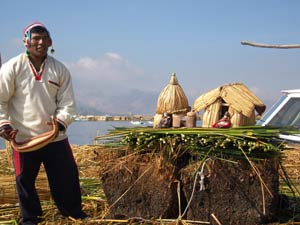 Titicaca - Peru reis