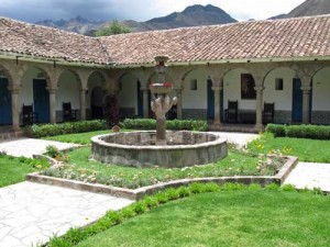Turen en toeren door Inca vallei