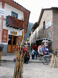 Wandelstokken kopen - Peru reis