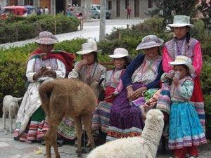 Arequipa Chivay colca
