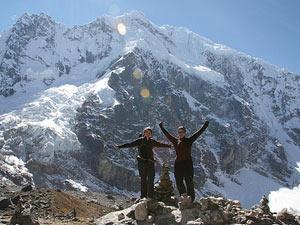 Peru trekking hoogteziekte