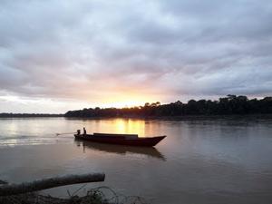Gezondheid Peru boot