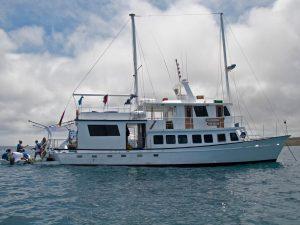 Galapagos cruise: Klasse 1