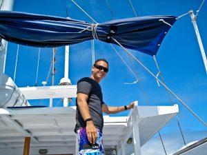 Galapagos cruise: Klasse 3