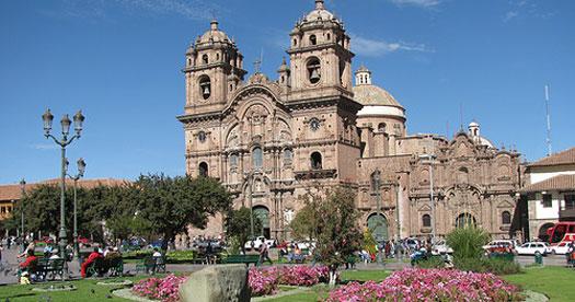 Peru-reis-Cusco